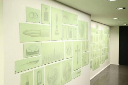 Binary Prints - Colette Paris
