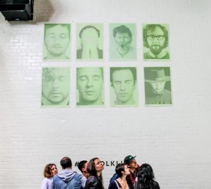 Binary Prints - Kinfolk Brooklyn